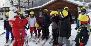 Ski alpin avec ESF pour tous (insignes offertes)