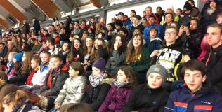 Match de hockey (Morzine)