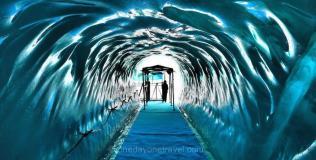 Visite de la mer des Glaces (Chamonix)