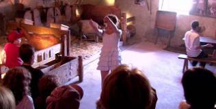 Visite guidée de l'Arche d'Oé (Vive la montagne)