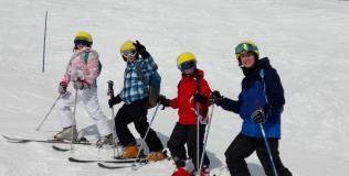 Ski ESF débutants